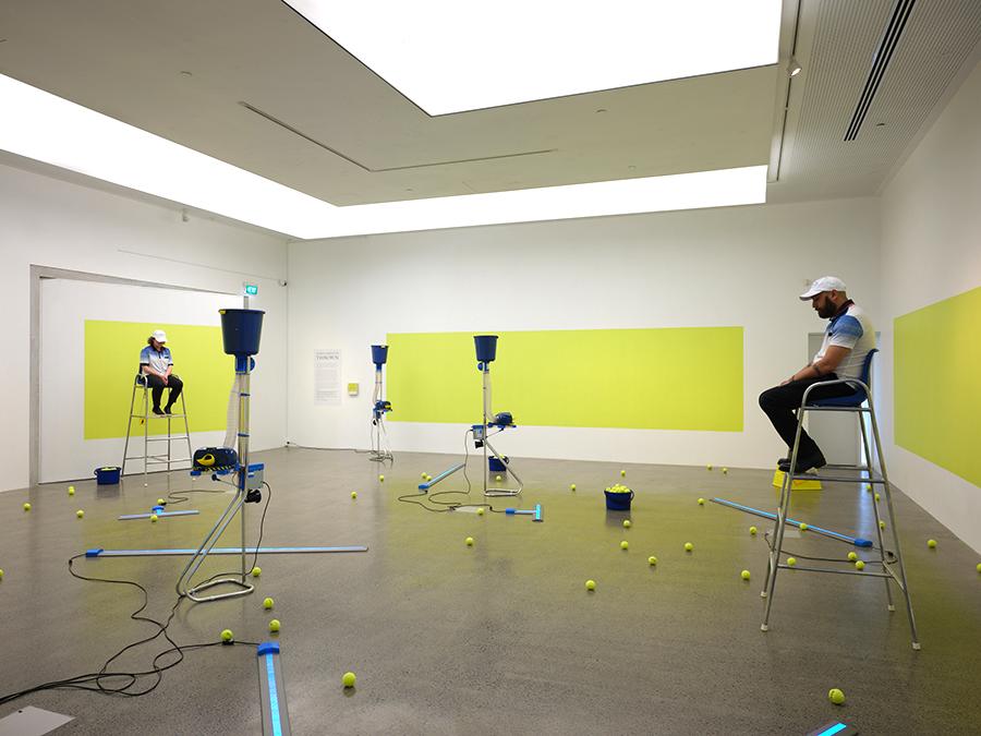 THROWN • Te Uru Waitakere Contemporary Gallery, Auckland, NZ – Oct -Nov, 2020
